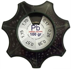 Изображение Набор грузов Plumbum
