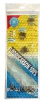 Изображение Поводок Fluorocarbon 100% Standart 24 шт., 20/25/30 см