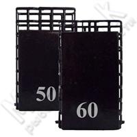 Изображение Кормушка фидерная прямоугольная 50 до 150 гр с дном